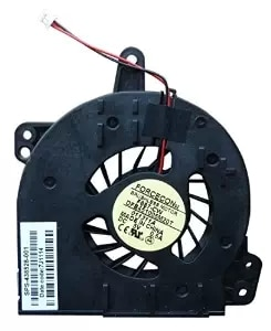 SSEA Atacado New CPU Fan GB0506PGV1-A para Hp Compaq C700 G7000 510 520 530 500 Laptop 438528-001 454944-001