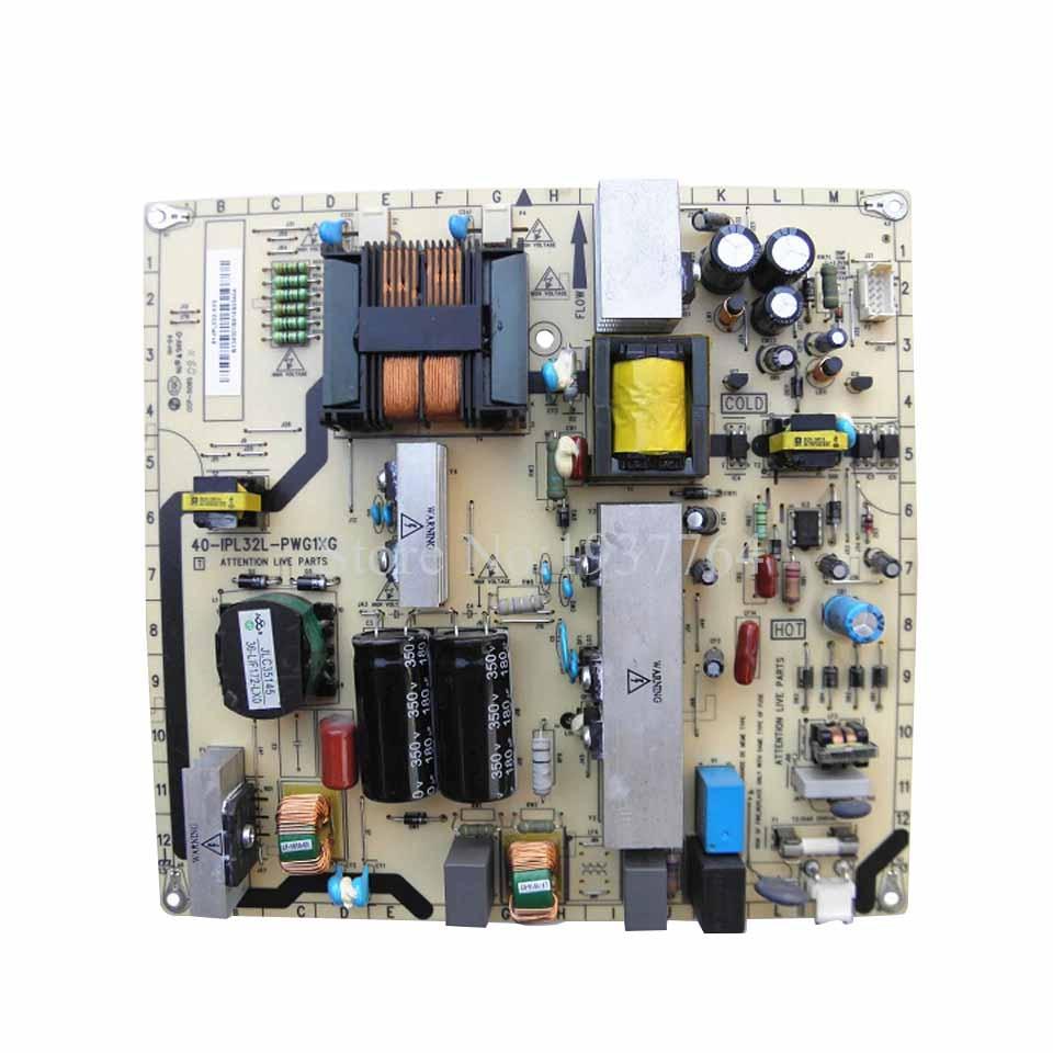 للوحة 40-ipl32l-pwg1xg لوحة امدادات الطاقة المستخدمة جزء