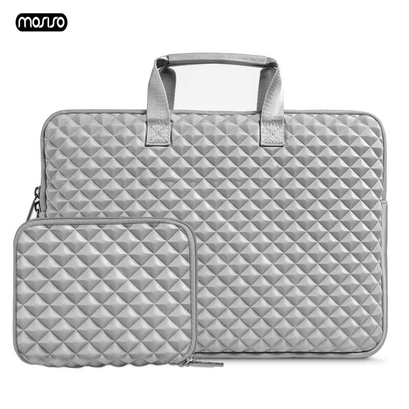 MOSISO водонепроницаемая сумка для ноутбука Xiaomi Macbook Pro 13 Air 13 Retina 2018 новая 13 Touch ID Женская Мужская Сумка портфели