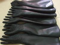 Grain Sandblast gloves 65*30cm