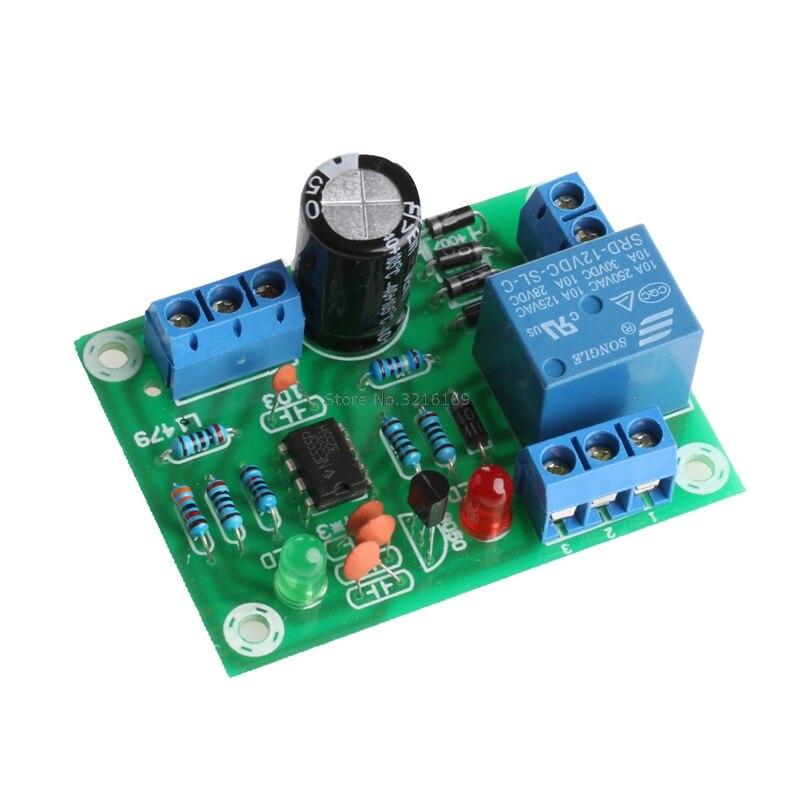 Für 1Pc Flüssigkeit Ebene Controller Modul Wasserstand Erkennung Sensor 9V-12V AC/DC Förderung