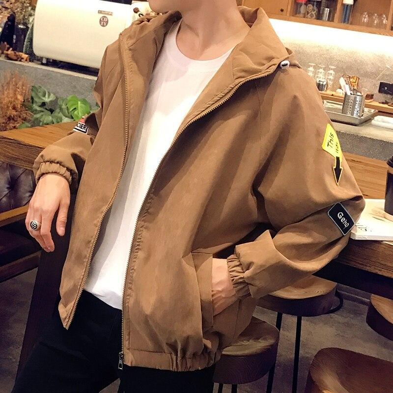 Barato por atacado 2019 novo outono inverno venda quente moda masculina netred casual trabalho wear agradável jaqueta mc31