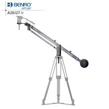 Benro MoveUp20 Travel Video Jib crane Professional Auminium Portable Pro DSLR Video Camera Arm Max  Load To 20kg A20J27