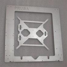 Funssor Reprap Prusa i3 MK2 Clone cadre couleur argent cadre en aluminium kit 6mm épaisseur fabriqué par CNC