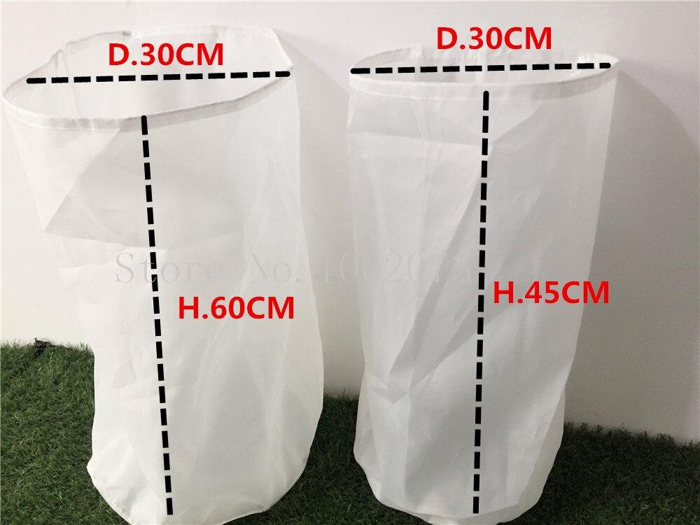 300Mesh food grade home brew mash filter bag for batch homebrew filter bag bucket beer wine whisky moonshine