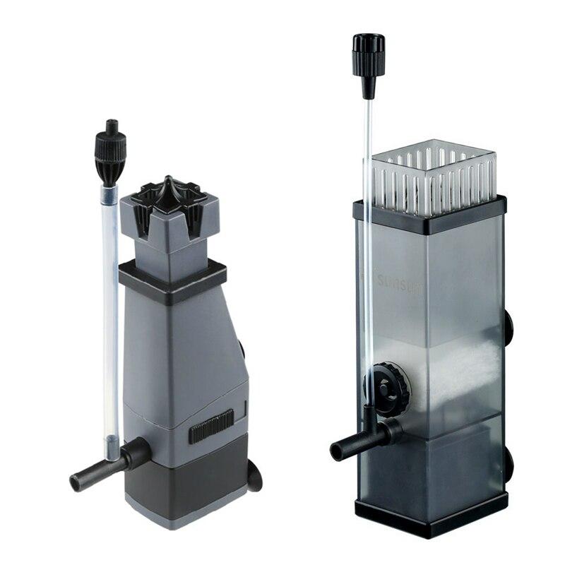Mini Nano плавающий масляной пленки процессор для поверхности аквариума