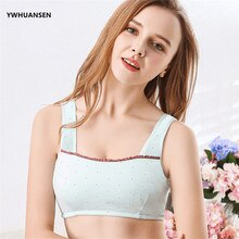 YWHUANSEN-soutien-gorge joli pour jeunes filles   Soutien-gorge de première formation, sous-vêtement Sport Puberty pour adolescentes, soutien-gorge Fitness pour jeunes petits seins