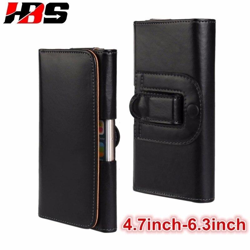Esporte Caso de Telefone Para Huawei Companheiro S Companheiro 7 8 9 Companheiro 10 Nova 2 3 Com Clipe para Cinto Cintura bolsa Horizontal Saco Coldre de Couro Capa