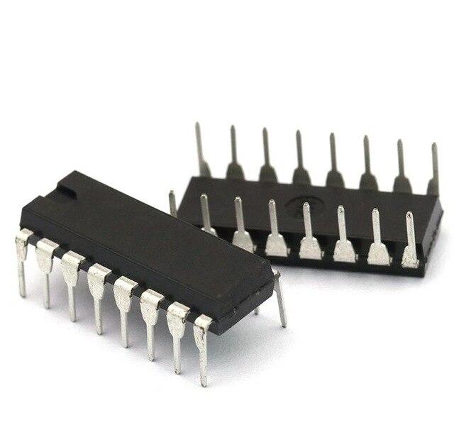 10 шт./лот SG3525 SG3525AN модуляционный инвертор/Драйвер DIP-16 линия Новая оригинальная Немедленная доставка в наличии