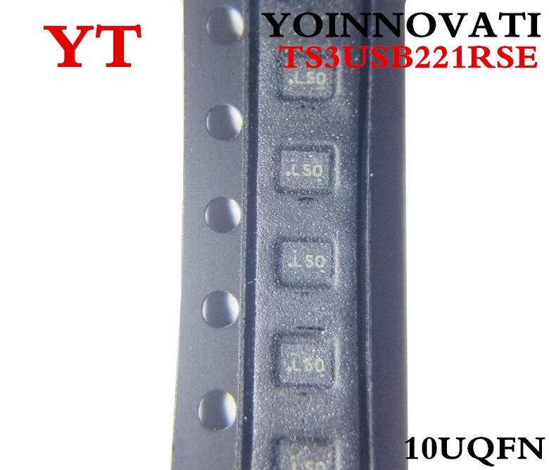 20 шт./лот TS3USB221RSE TS3USB221R TS3USB221 221R IC USB переключатель двойной 1X2 10UQFN