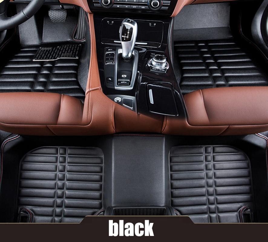 Автомобильные коврики kalaisike для Chrysler, напольный коврик для Chrysler 300 300C 300M