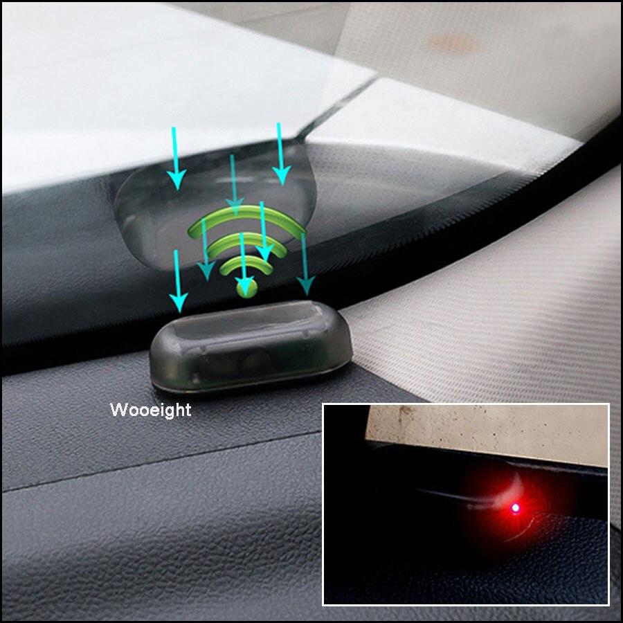 Универсальный солнечный аналоговый охранный автомобильный сигнальный фонарь для dacia duster mercedes w203 volvo xc60 renault megane peugeot 508 renault