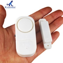 Pencere alarmı ev güvenlik sistemi kablosuz ev güvenlik Alarm pencere sensörü kapı alarmı anahtarı pencere ev/araba