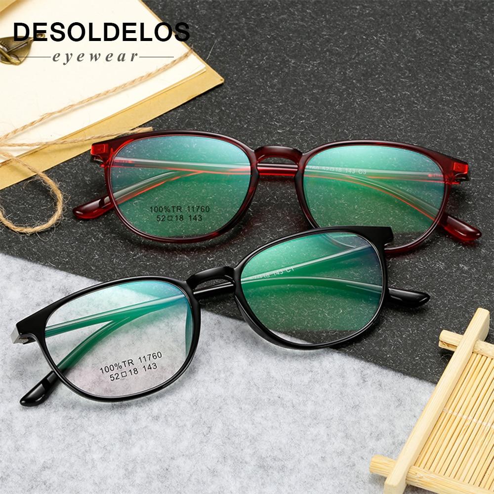 classic half glasses frames optical glasses frames for women men eyeglass eyewear frames unisex glasses frames Clear Lens Optical Glasses Frame Women 2019 Eyeglasses Frames Men Anti-radiation Spectacle Eye Glasses Frames for Womens