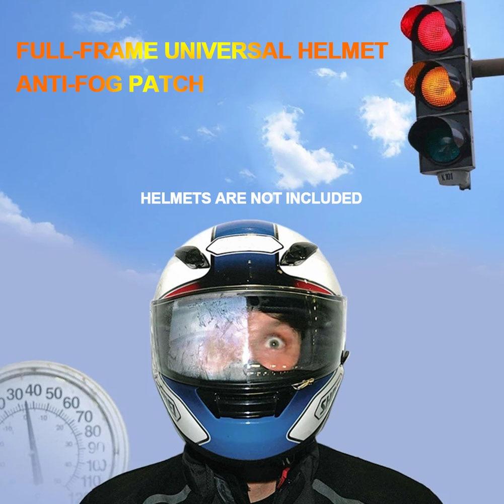 Патч, аксессуары, козырек, противотуманный, мотоциклетный, универсальный, полнорамочный шлем, вставка, пленка, легкое использование, дождь, ультра чистый туман, Пастер, УФ