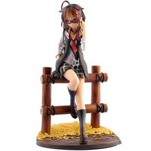21cm Anime Kantai Collection KanColle Shigure 1/7 ratio PVC action figure figurines collection model Xmas gift toy T30