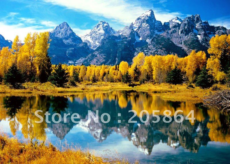 Envío Gratis tamaño grande tapices de pared gobelin... natural estilo arte tejido cuadro de pared colgante