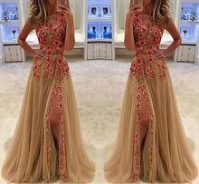 Robe   Bohemian Loose Print None Floor-length Tank Natural O-neck Dress 2019 New Popular Sleeveless Dresses