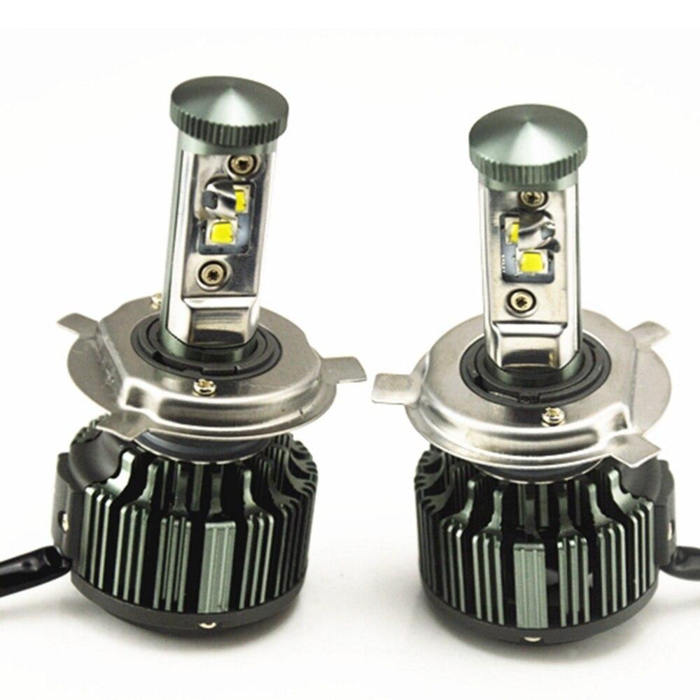 2x H4 HB2 9003 Hi/Lo Led High Power 40W 80W 6000K Strong Bright Car Headlight Fog Light  Kit H1 H3 H7 H11 H13 HB3 HB4