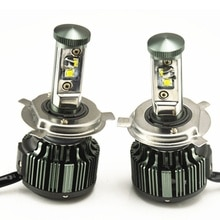 2x H4 HB2 9003 Hi/Lo 6000 40W 80W K   Kit de phare antibrouillard et résistant à la luminosité, H1 H3 H7 H11 H13 HB3 HB4