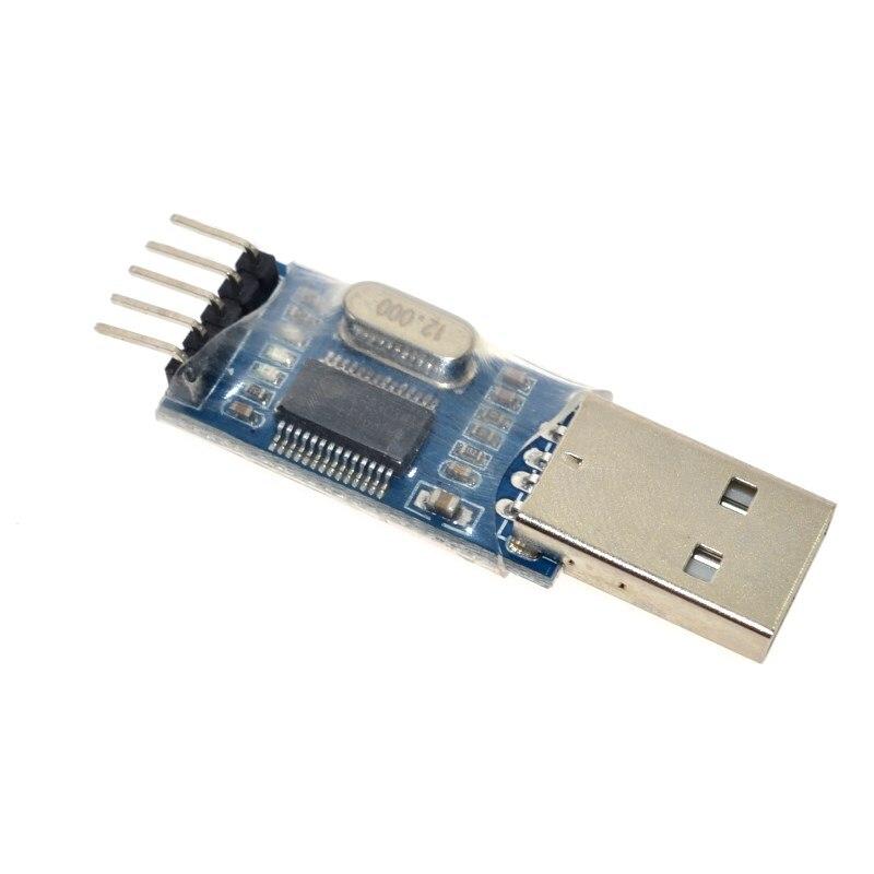 Frete grátis pl2303hx módulo linha de download no stc microcontrolador usb para unidade de programação ttl em nove atualizar