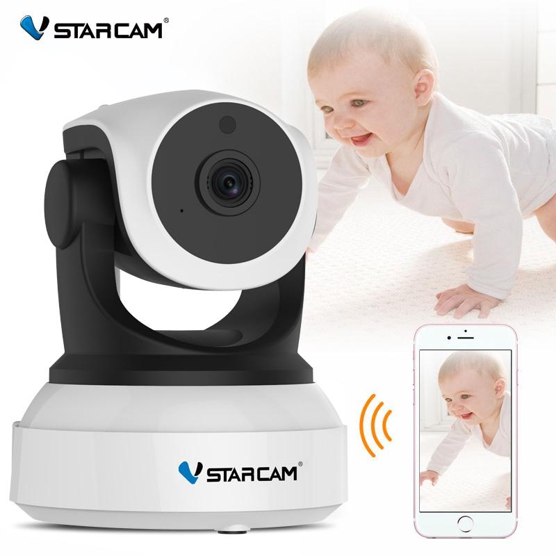 Vstarcam C7824WIP مراقبة الطفل wifi 2 طريقة الصوت الذكية كاميرا مع كشف الحركة الأمن IP كاميرا لاسلكية كاميرا الطفل