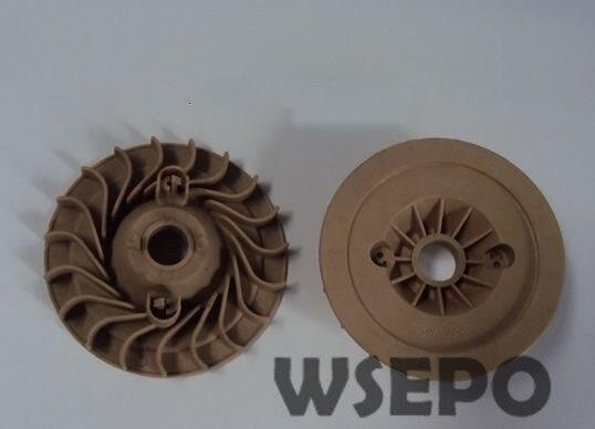Качество chongqing! Ротор и статор вентилятор охлаждения для 168F/GX160/GX200/170F двигатель питание 2 кВт/3 кВт генераторы щетки