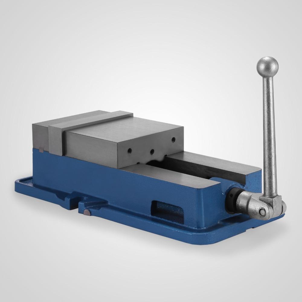 VEVOR 150MM / 6 Lock Vice Milling Vice Milling Machine vise heavy duty enlarge