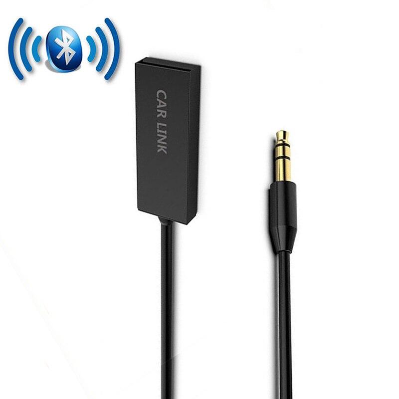 Комплект громкой связи ihens5 U2 в автомобиль, Беспроводная мини-гарнитура Bluetooth, Aux USB с разъемом 3,5 мм, с микрофоном, для автомобильных колонок