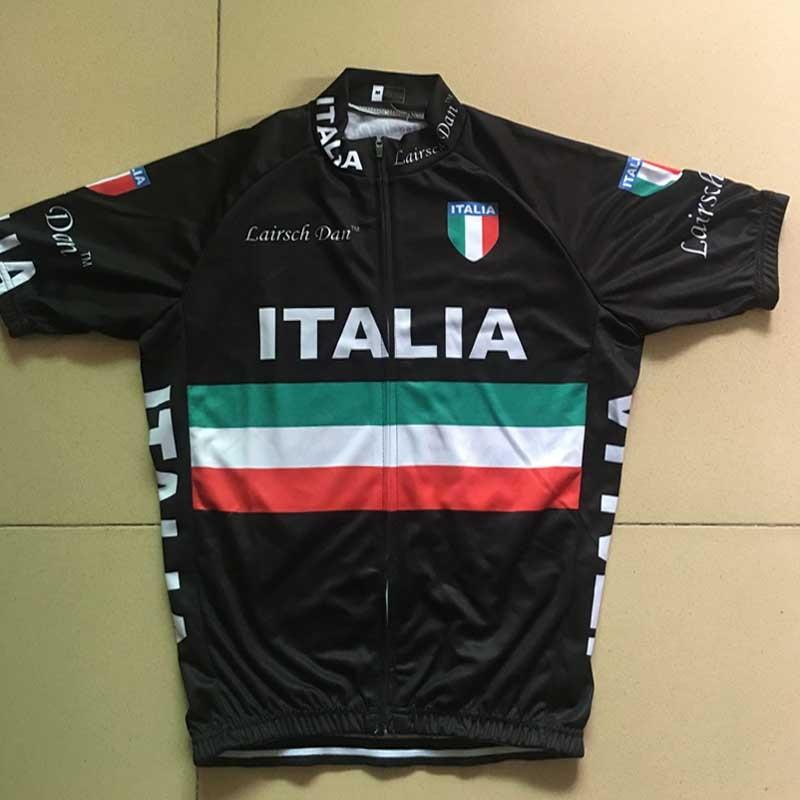 SPTGRVO LairschDan 2019 negro Pro camisetas de Ciclismo de manga corta de verano de Mtb bicicleta camisa ropa para bicicleta de montaña Kit de hombres/mujeres