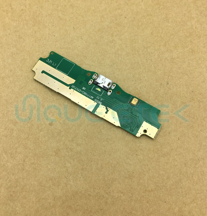 Cable flexible de Puerto conector de base de carga Micro USB probado por QC para Xiaomi Redmi 5A repuestos de teléfonos móviles Redmi5A