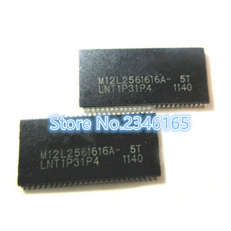 1 unids/lote M12L2561616A-6T M12L2561616A-6 T TSOP nuevo original