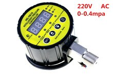 220V AC 0-0.4mpa Pressure switch / air compressor switch / pump electronic pressure switch HC-Y810