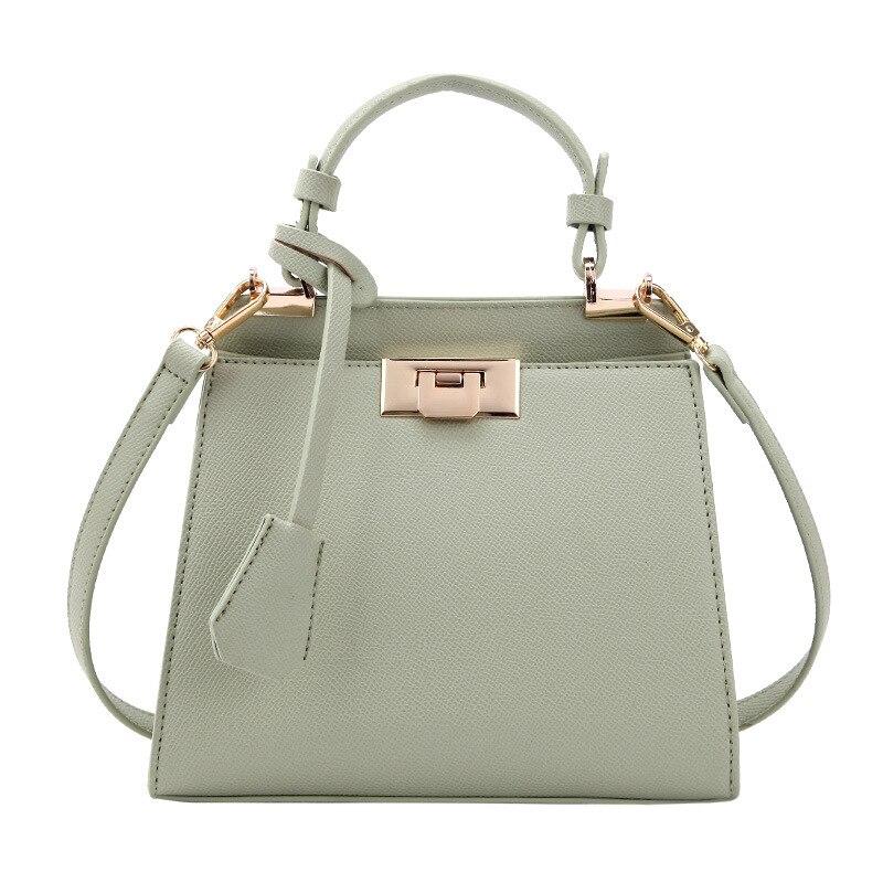 Elegante Weibliche Tote tasche 2020 Mode Neue Hohe Qualität PU Leder frauen Designer Handtasche Einfache Casual Schulter umhängetasche