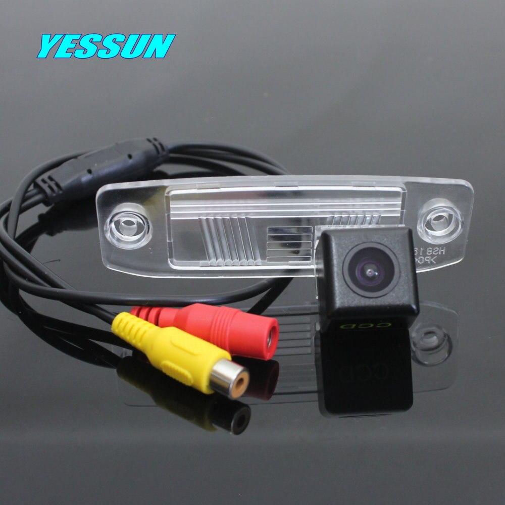 Vehicle Backup Rear Camera For Hyundai Accent MC 2005-2009 2010 2011 Car Electronics DVR Alarm System Cameras Wide Angle