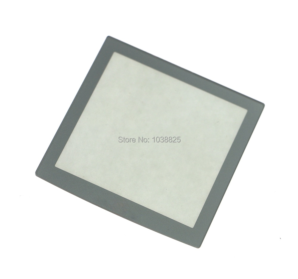 20 шт./лот для Neo Geo Pocket Silver запасная пластиковая защитная пленка для объектива NGP Neogeo