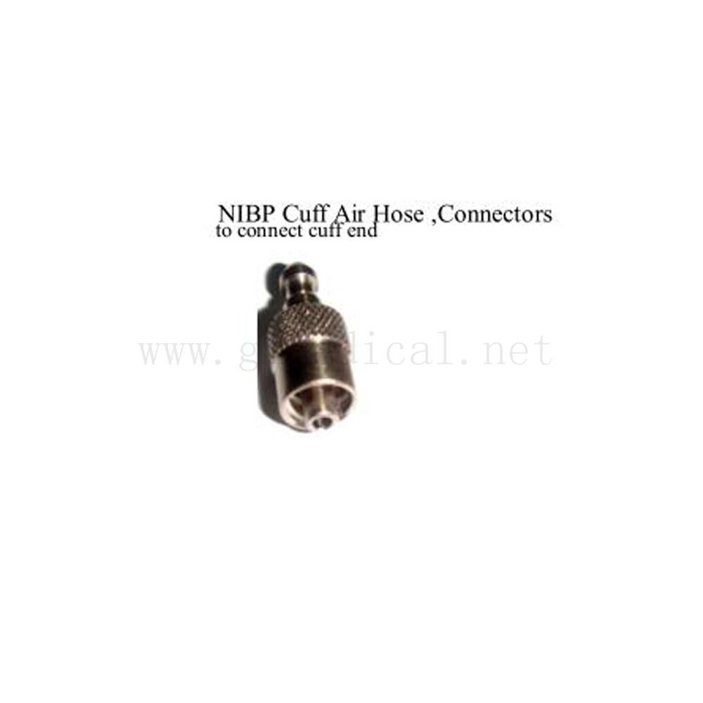 Compatible with Nihon Kohden Nibp Cuff interconnect hose , Single tube , L=3m BP04->BP07.