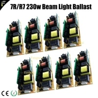 8pcslot stage light moving beam 2r 5r 7r 15r 132200230w lighter ignitor ballast lamp lighting up starter drive