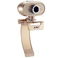 Original ANC A9 1080P Full HD USB PC caméra pour ordinateur portable pilote gratuit caméra HD avec Microphone Web Cam Webcamera