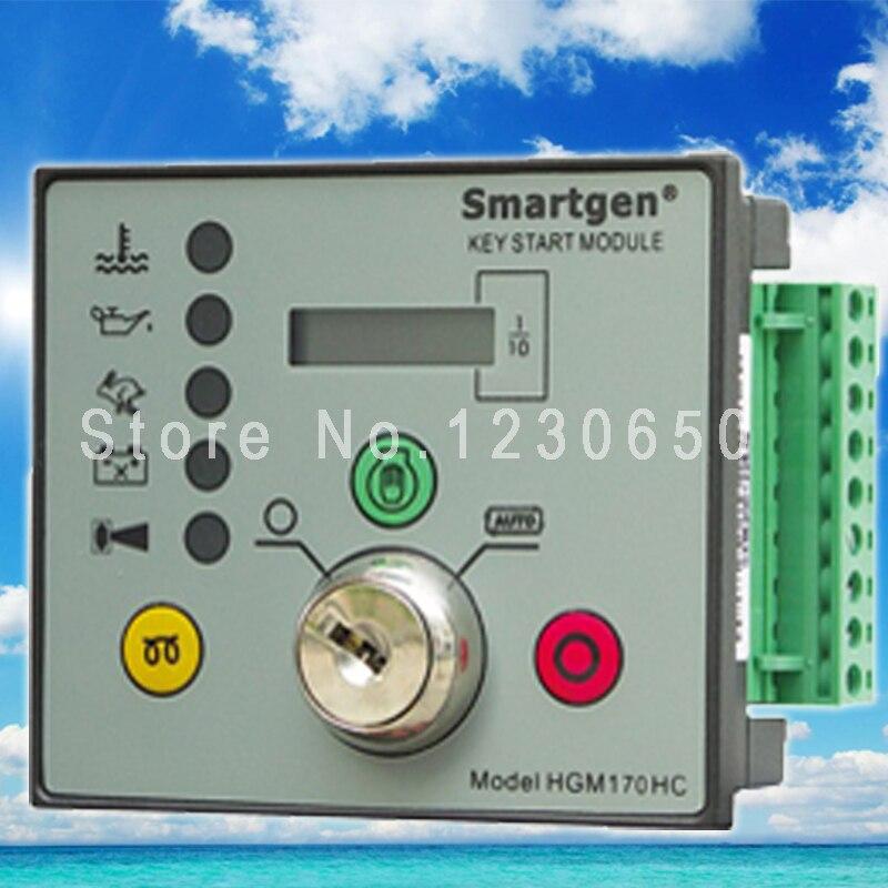 Grupo electrógeno controlador HGM170HC