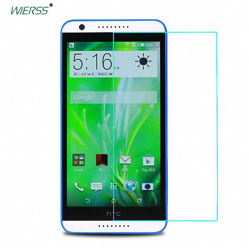 Para HTC deseo 620 620G D620h D620u Dual Sim protector de pantalla de vidrio templado película para HTC deseo 820 Mini protector de vidrio película