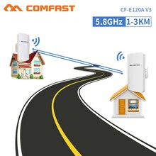 2pc 5,8G Outdoor CPE AP Router WiFi Signal Hotspot Verstärker Repeater 3KM Long Range Drahtlose Brücke PoE access Point Antenne AP