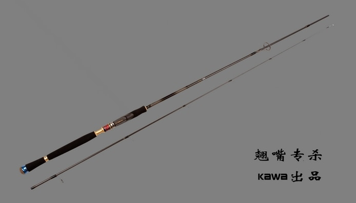 KAWA new production US series, spinning lure rod, M action.2.1m/2.4m/2.7m, Weever rod, Japan Fuji wheel seat. Free shipping enlarge