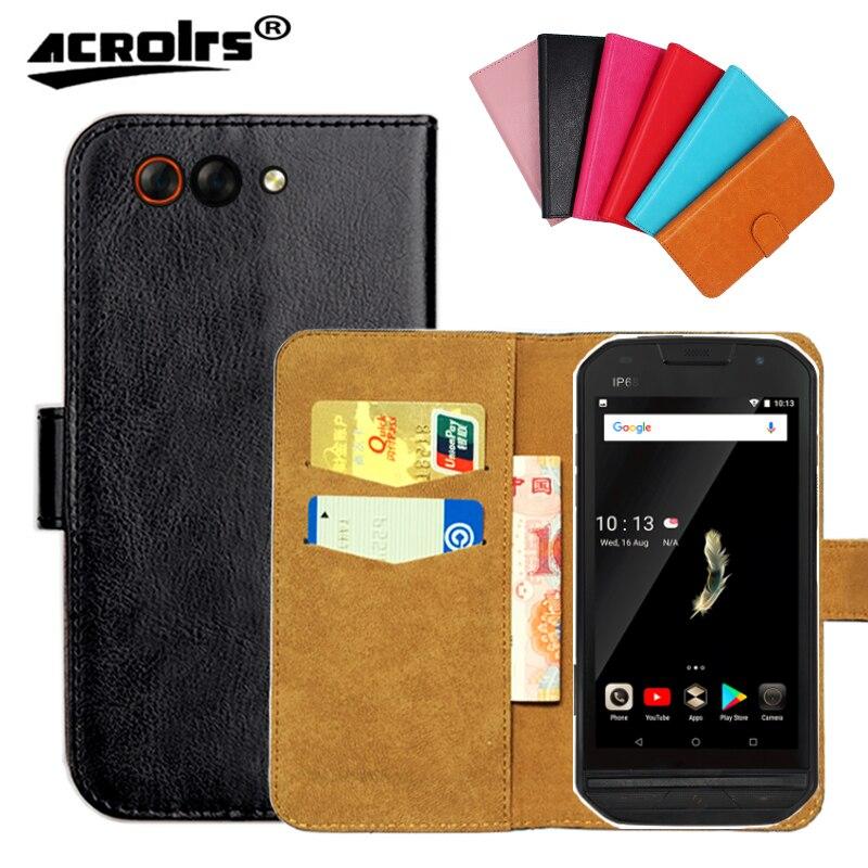 מקורי! Doogee S30 מקרה, 6 צבעים באיכות גבוהה עור בלעדי מקרה עבור כיסוי טלפון תיק Doogee S30 מעקב