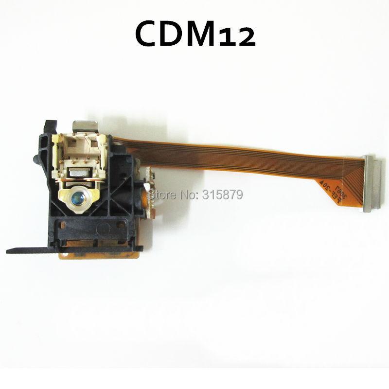 Laser para Philips Original Optical Pickup Cdm-12 Industrial Cdm12ind Cdm12 Ind cd