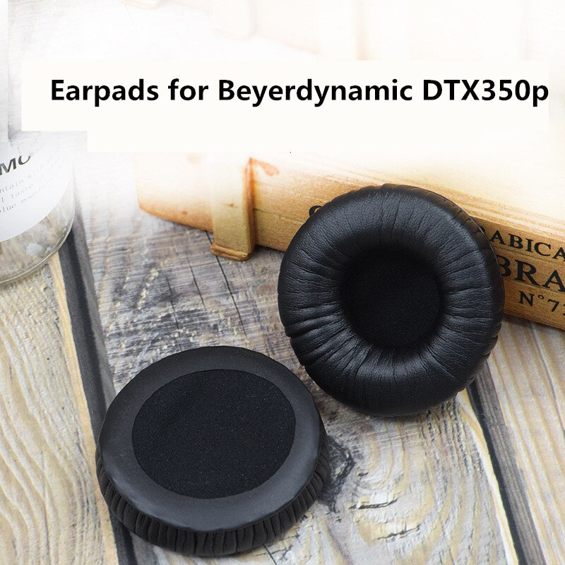 65mm High Quality Protein Skin Foam Ear Pads Cushions for Beyerdynamic DTX350p Headphones 10.15 недорого