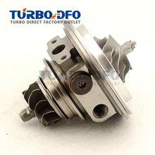 Cartouche de refroidissement équilibré   turbo chra 53039700105, turbine pour Skoda Octavia II 2.0 TSI 200 HP BWA / BPY 06F145701D