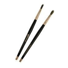 Artsecret 2PCS Medium Eyeshadow Brush Professional Makeup Brush High Quality Colorful Fiber Rose Gold Ferrule Free Shipping