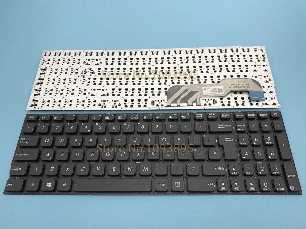 Nuevo Reino Unido (GB) teclado para Asus X541 X541U X541UA X541UV X541S X541SC X541SA teclado de portátil de Reino Unido