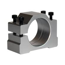 52mm 57mm 65mm Aluminum CNC Spindle Motor Clamp Holder Bracket for  Milling Engraving Machine